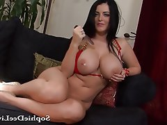 Big Boobs, Big Butts, Masturbation, MILF