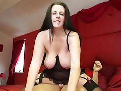 Amateur, Big Boobs, British, Cumshot, MILF