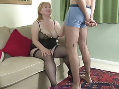 Amateur, British, Granny, Mature