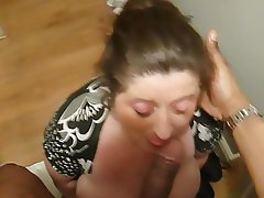 BBW, Blowjob, British