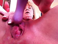 Close Up, MILF, Squirt