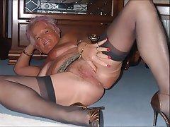 Granny, MILF, Mature