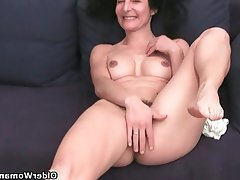 Mature, French, Granny, Mature, MILF