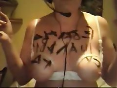 BDSM, Webcam, Orgasm