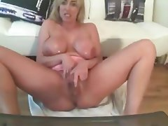 British, Amateur, Big Boobs, MILF