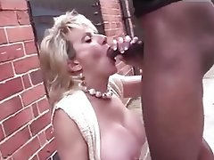 Blowjob, Interracial, Mature, MILF
