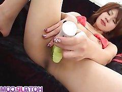 Asian, Japanese, Masturbation, MILF