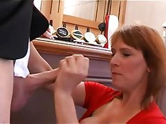 Anal, Big Boobs, British, MILF, Stockings