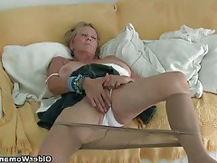 Mature, MILF, British, Granny