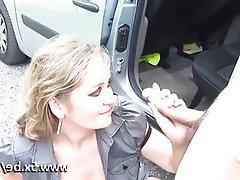Amateur, French, Gangbang, MILF, Stockings