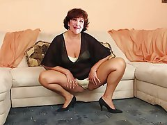 Celebrity, MILF, French, Mature