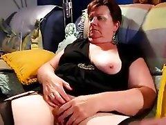 Amateur, Masturbation, Mature, MILF, Chubby