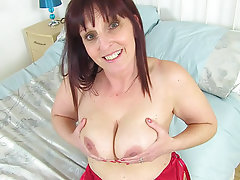 Mature, MILF, British, Mature