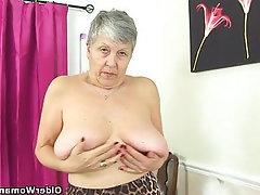MILF, British, Granny, Mature