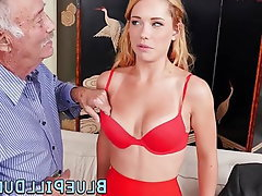Blowjob, Teen, Old and Young
