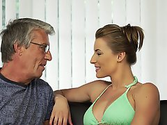 Teen, Mature, Old Man, Old and Young, Teen