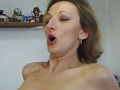 Anal, French, Mature, MILF, Stockings