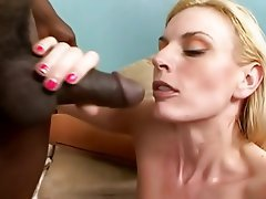 Blonde, Interracial, MILF, Pornstar