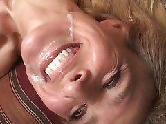 Anal, Blonde, Facial, Mature
