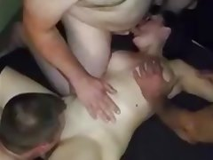 British, Group Sex, MILF