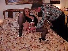 Amateur, Masturbation, Mature, Stockings