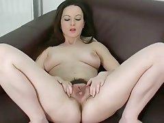 Hairy, Masturbation, MILF