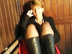 Amateur, British, Mature, MILF, Stockings