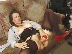 Big Boobs, Cumshot, Masturbation, MILF