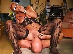 Face Sitting, Masturbation, MILF, Stockings