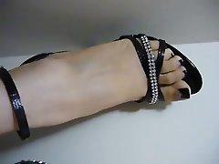 Mature, Foot Fetish