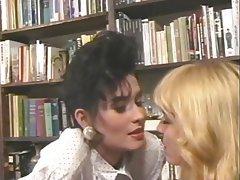 Big Boobs, Cunnilingus, Lesbian, Lingerie, Vintage