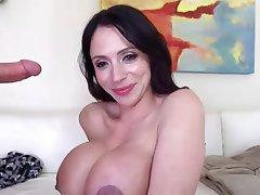 Big Boobs, Blowjob, Mature, MILF, Webcam