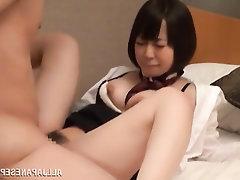 Asian, Big Cock, Blowjob, Creampie, MILF