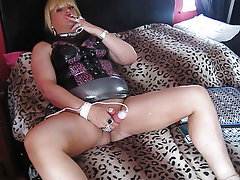 Blonde, British, MILF