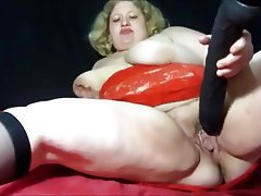 BBW, Big Butts, Masturbation, MILF