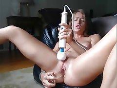 Masturbation, MILF, Orgasm, Squirt, Webcam