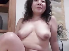 Creampie, Japanese, MILF, BBW