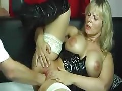 Amateur, Latex, MILF, Orgasm