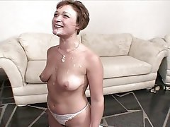 Blowjob, British, Cumshot, Facial, Group Sex