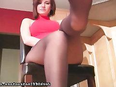 Ebony, Panties, Fetish